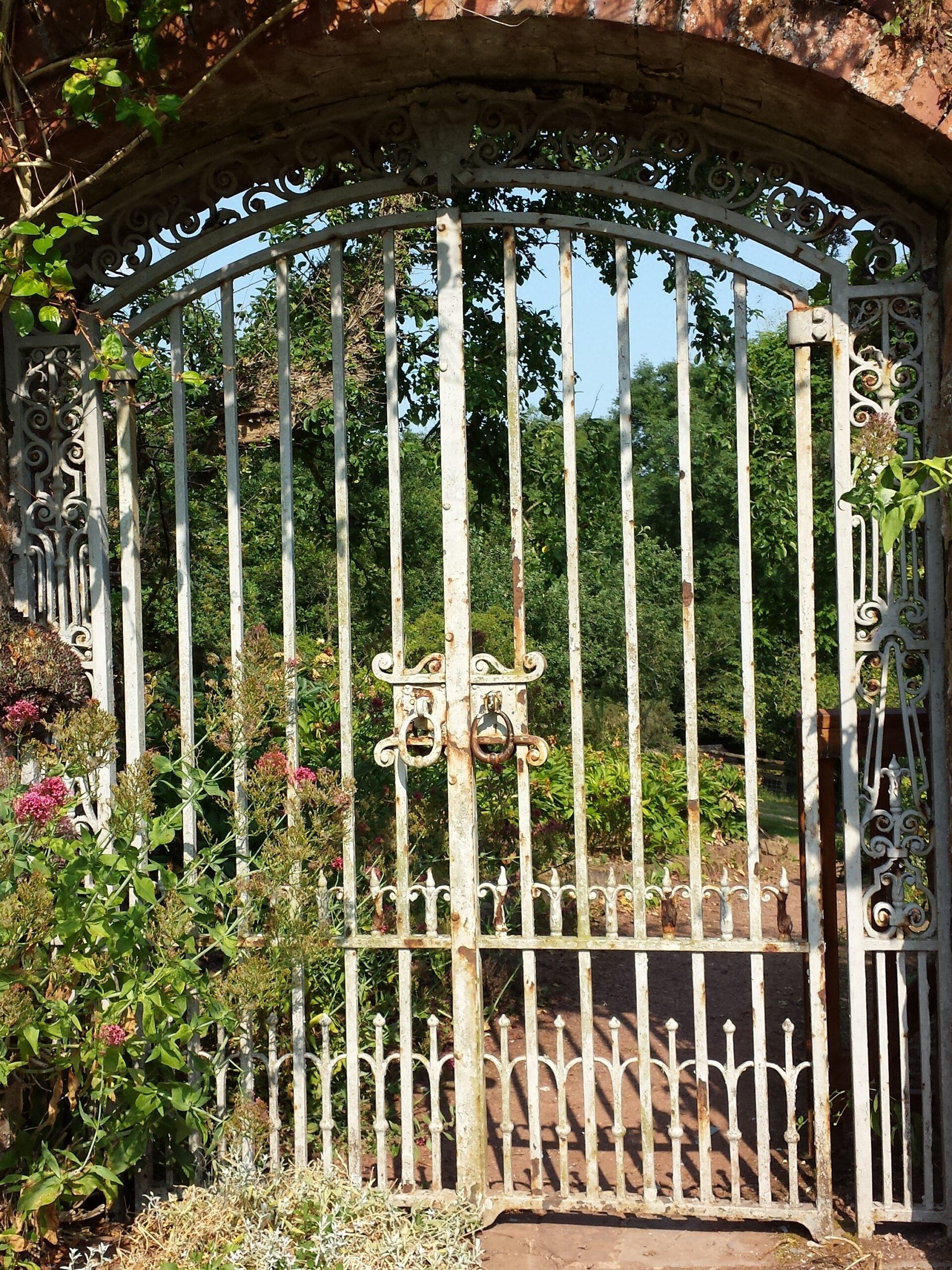 Chevithorne Gates